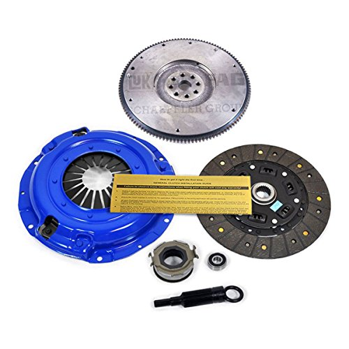 EF STAGE 1 HD CLUTCH KIT & FLYWHEEL SUBARU IMPREZA FORESTER LEGACY 2.5 N/T -