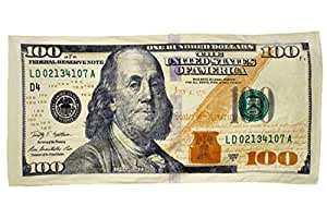 Dynamic image within printable $100 bill