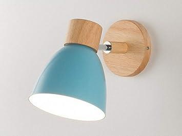Amazon.com: Dceer - Lámpara de pared decorativa minimalista ...