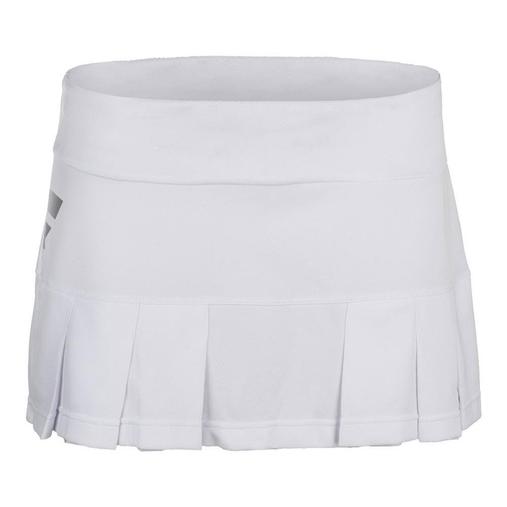 Babolat Women's Core Long Skirt (L) White