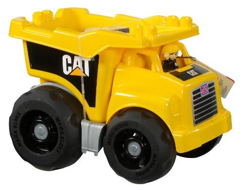 Mega Bloks Caterpillar Large Truck