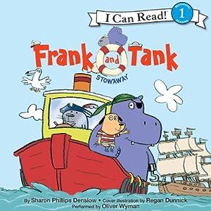Frank and Tank: Stowaway Audiobook