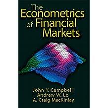 The Econometrics of Financial Markets: Solutions Manual