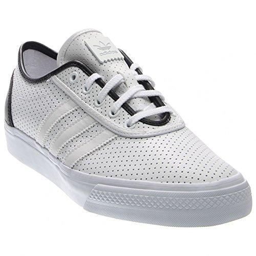 Adidas Originals hombres Seeley Premiere Fashion zapatilla blanco / Black