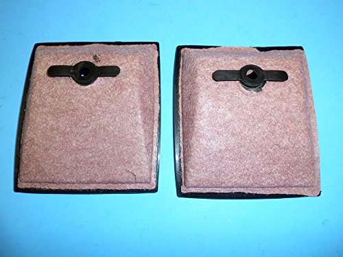 Chainsaw Parts & Accs HOMELITE REPLAC AIR FILTER XL12 SUPER XL12 REPLACES 63589A 143362 BTT 2 PACK