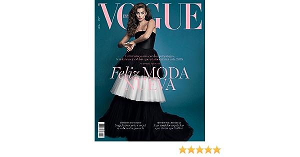 Vogue España. Enero 2018 - Número 358: Amazon.es: Ediciones ...