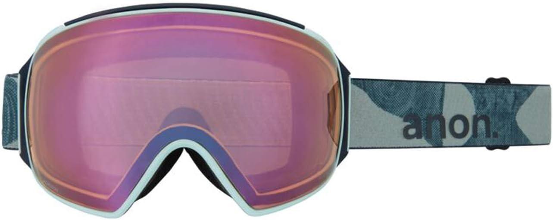 Anon Herren Snowboardbrille M4 T