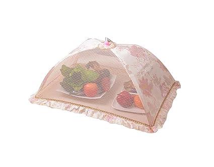 Cubierta de mesa plegable rectangular práctica Cubierta de bolsillo de arroz sobrante