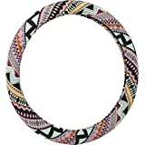 Bell Automotive 22-1-97487-8 Mayan Mint Steering Wheel Cover