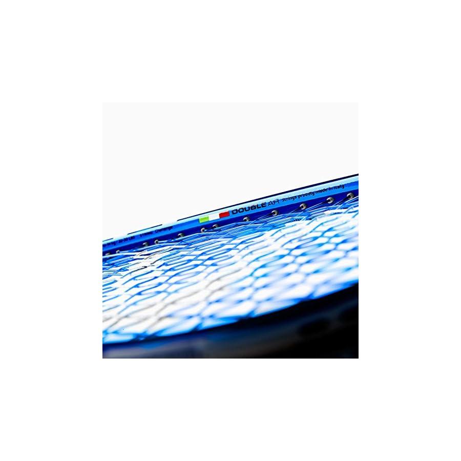 Salming Forza Aero Vectran (Royal Blue)