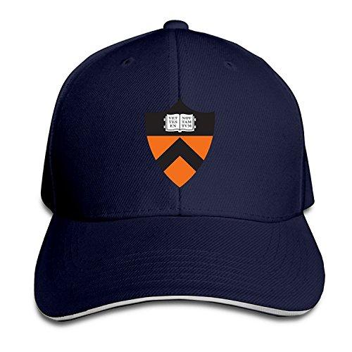 BestSeller Unisex Custom Princeton University Logo Adjustable Peaked Baseball Caps ()