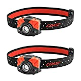 Coast FL72 405 Lumen Focusing LED Headlamp 2-Pack