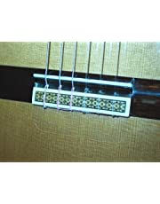 Classical Guitar Soundboard Protector- Static Cling Tie Guard
