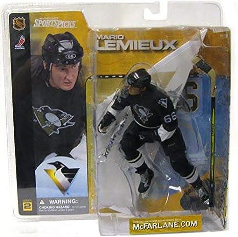 McFarlane Toys NHL Series 30 Pittsburgh Penguins Mario Lemieux Stanley Cup