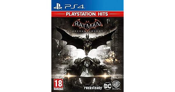 Batman Arkham Knight Ps Hits: Amazon.es: Videojuegos