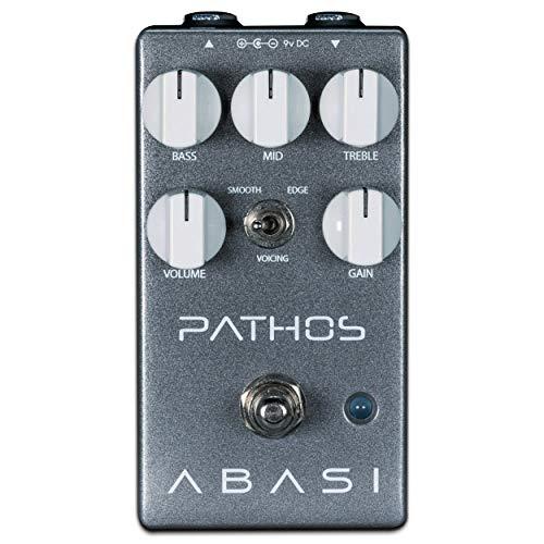 Abasi Guitar Distortion Effects Pedal (Pathos