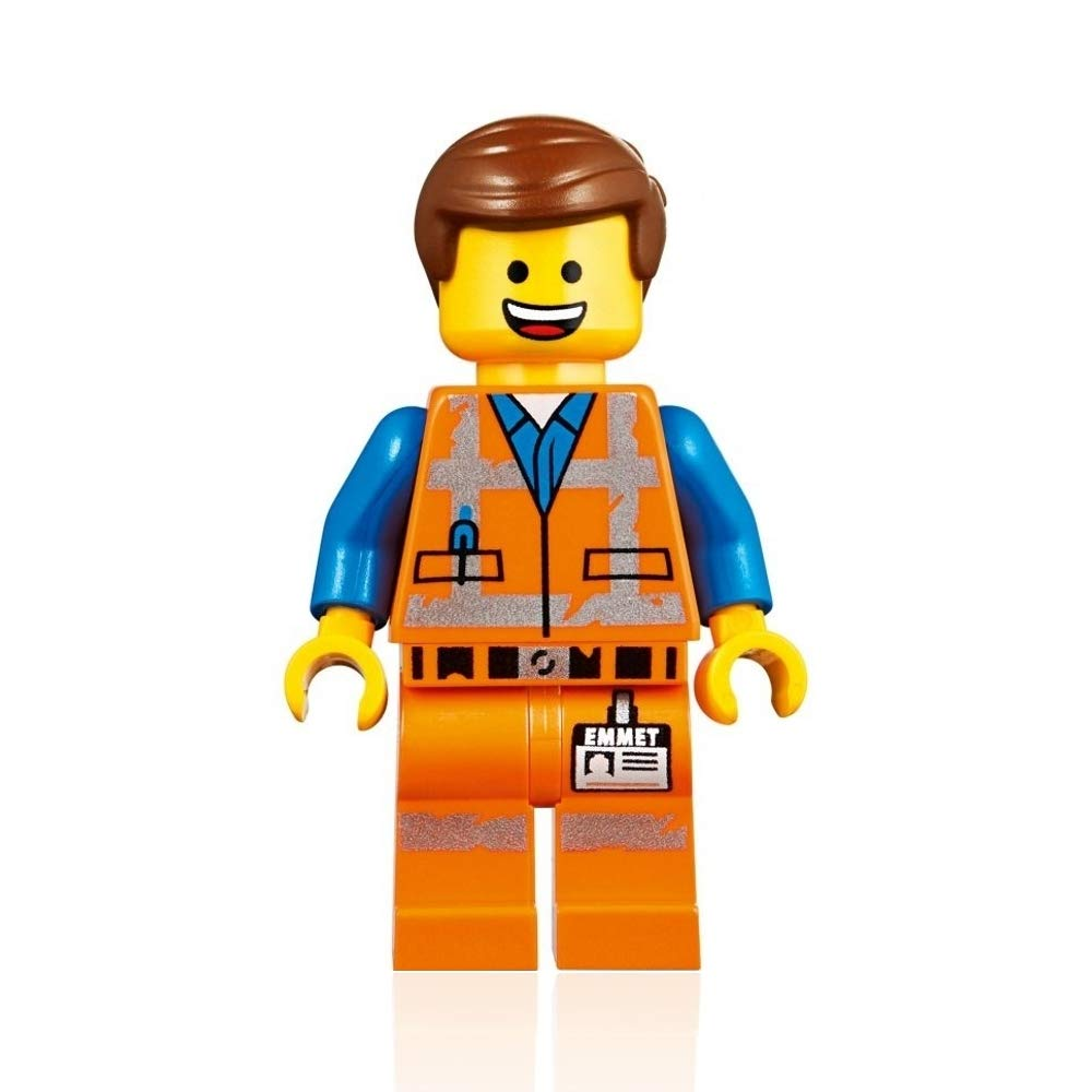 with Blaster Emmet and Rex Dangervest LEGO The Movie 2 Minifigure Combo