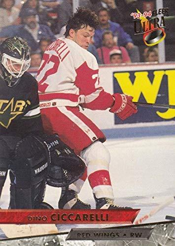 Hockey NHL 1993-94 Ultra #32 Dino Ciccarelli #32 NM Red Wings