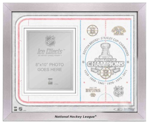 NHL Boston Bruins Ice Effects Frames-2011 Stanley Cup Champions