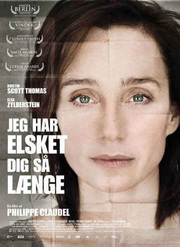 I've Loved You So Long Movie Poster (27 x 40 Inches - 69cm x 102cm) (2008) Danish -(Kristin Scott Thomas)(Laurent Grévill)(Frédéric Pierrot)(Serge Hazanavicius)