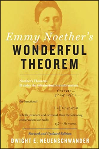 Emmy Noether's Wonderful Theorem