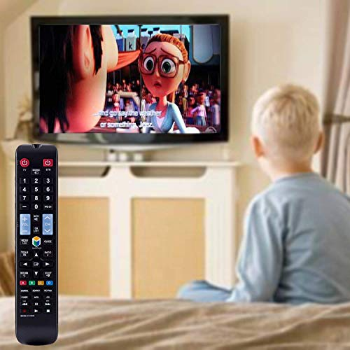 LOUTOC Universal Smart TV Remote For Samsung Remote