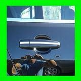 312 MOTORING fits 2002-2008 JAGUAR X-TYPE XTYPE X TYPE CHROME TRIM FOR DOOR HANDLES 4PC 2003 2004 2005 2006 2007 02 03 04 05 06 07 08