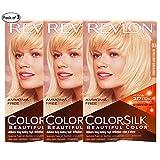 Revlon Hair Color Ultra Light Sun Blonde(03) Review and Comparison