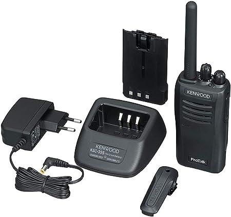 2 St/ück Analoges KENWOOD TK3501 PROTALK PMR446 Two Way Radio mit Lizenz