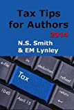 Tax Tips for Authors 2014