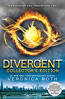 Divergent Collector's Edition (Divergent Series-Collector's Edition Book 1) by [Roth, Veronica]