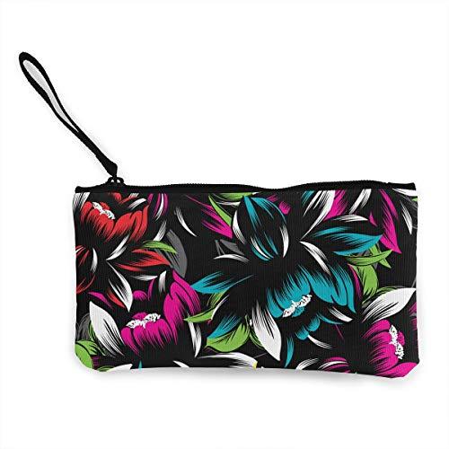 Floral Neon Pattern Women...