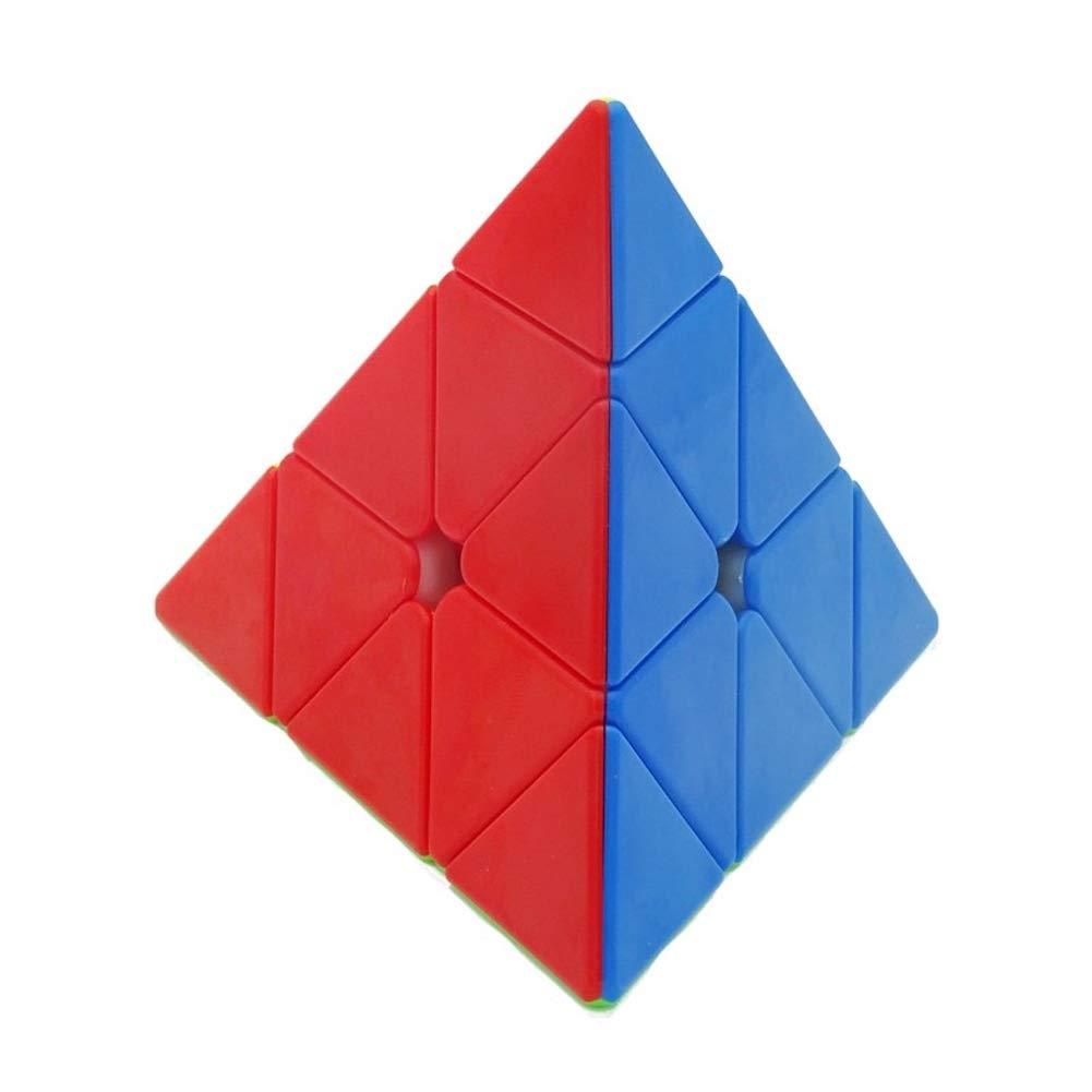 Pyraminx Qiyi Magnetic X-Man Design Magnetic By Yukub Stickerless