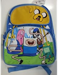 Backpack - Adventure Time - All Characters (16 Large Backpack )