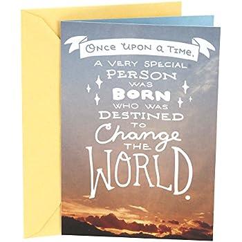 Amazon Hallmark Shoebox Funny Humor Birthday Greeting Card