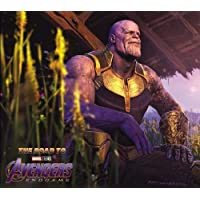 The Road to Marvel's Avengers 4 - The Art of the Marvel Cinematic Universe