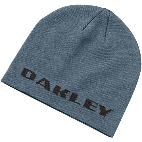 Oakley Men's Rockslide Beanie, One Size, Blue - Oakley Watchs