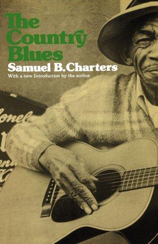 The Country Blues (A Da Capo paperback)