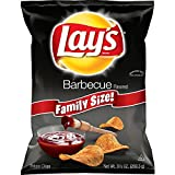 Lay%27S Barbecue , 9.5 Ounce : Lay'S Barbecue Flaored Family Size Potato Chips, 9.5 Ounce