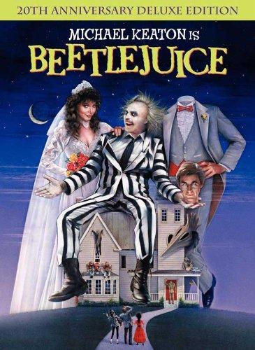 beatle juice movie poster
