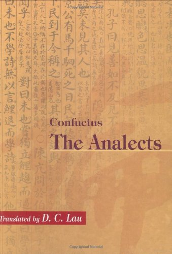 Confucius:Analects