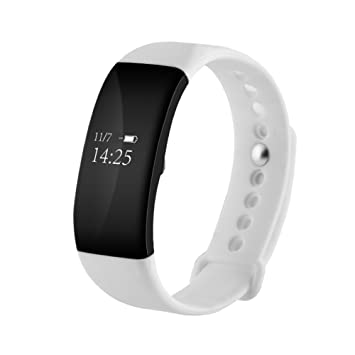 smarttwatch Bluetooth 4.0 TKSTAR V66 Smart Band Sensor de ritmo cardiaco Sleep Monitor pulsera impermeable al