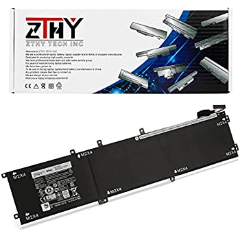 Amazon Zthy New 4gvgh Laptop Battery Replacement For Dell