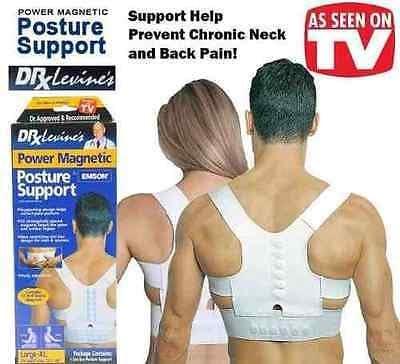 Soporte arnes corrector de postura espalda y hombros terapia ...