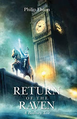 book cover of Return of the Raven