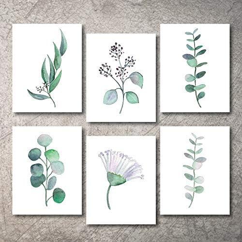 Botanical Prints Wall Decor Eucalyptus product image