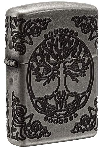 Zippo Armor Tree of Life Design Pocket Lighter ()