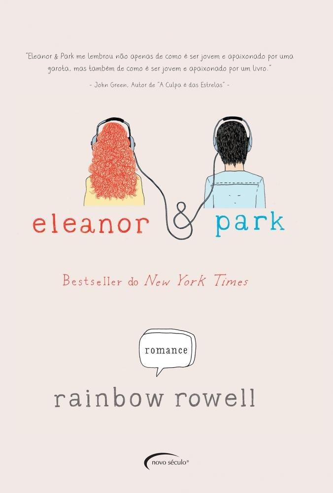 livro Eleanor e Park, de Rainbow Rowell