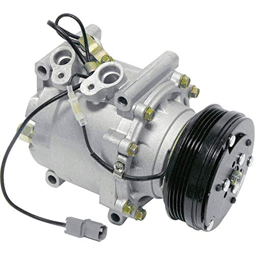 Compressor Conditioning Air Honda (New CO A/C Compressor & AC Clutch Air Conditioning Compressor for 96-00 Honda Civic 1996 1997 1998 1999 2000 1.6L & 97-01 CR-V CRV 3057AC 1997 1998 1999 2000 2001)