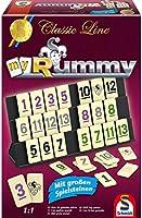 Schmidt Spiele 49282 - Classic Line - Rummy Spielfiguren